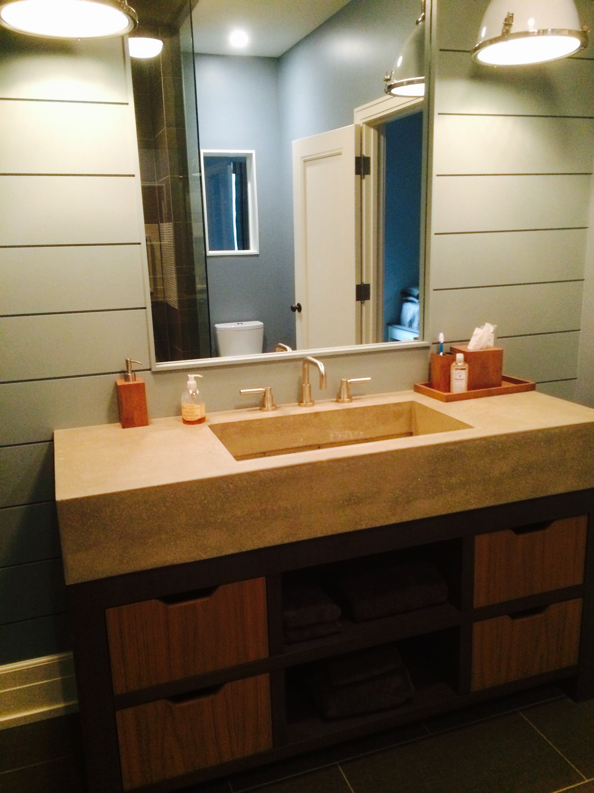 nji options sinksi sink dsc features concrete best countertops sinks bathroom the